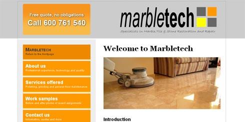Marbletech