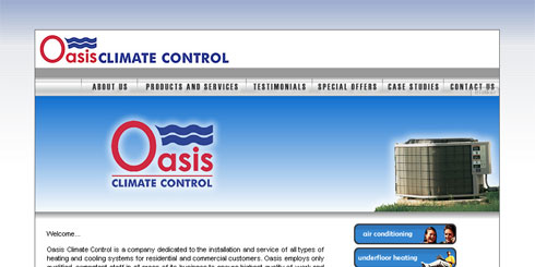 Oasis Climate Control