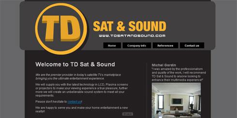 TD Sat & Sound